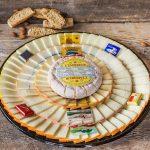 Plateau de fromages medium
