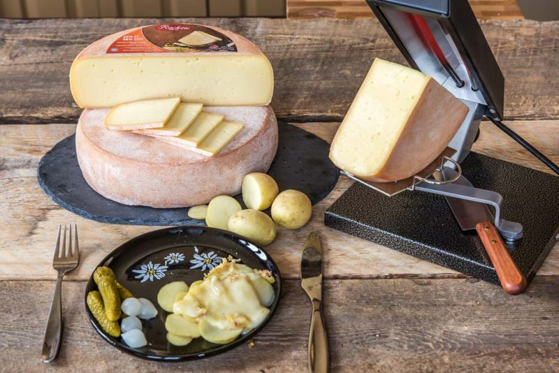 Raclette Fritz regular